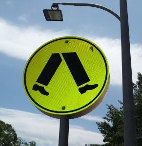 Legs Sign