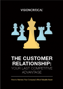 The customer relationship