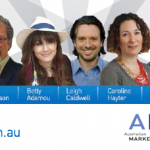 AMSRS conference: Humour, optimism and solid case-studies – Betty Adamou
