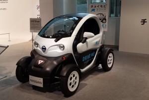 Nissan Smart Car